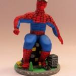ספיידרמן מבצק סוכר/Fondant Spiderman topper