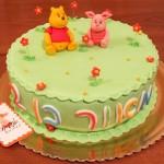 עוגות מפוסלות