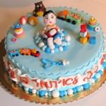 עוגה מעוצבת לגיל שנה