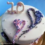 עוגה מעוצבת ליום הנישואין 10