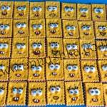 עוגיות מעוצבות - בוב ספוג