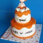 עוגת תדמית - אנושקה