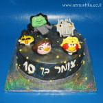 Angry Birds Star Wars 2 cake