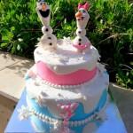 עוגת יום ההולדת עם אולף