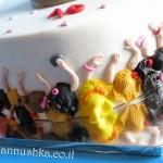 עוגת דג'אסטין ביבר