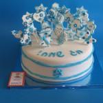 עוגה מעוצבת ליום העצמאות