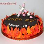 """עוגה ל""""ג בעומר"""