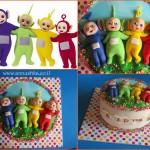 Teletubbuies cake